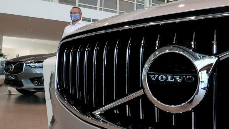 Volvo's latest export: paid parental leave to help female executives